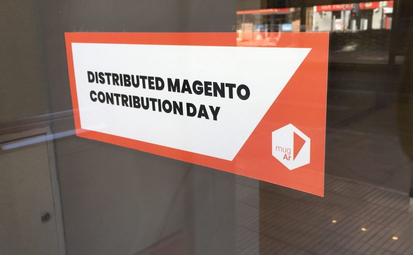 Recap del Distributed Magento Contribution Day